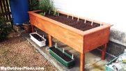 DIY Raised Planter