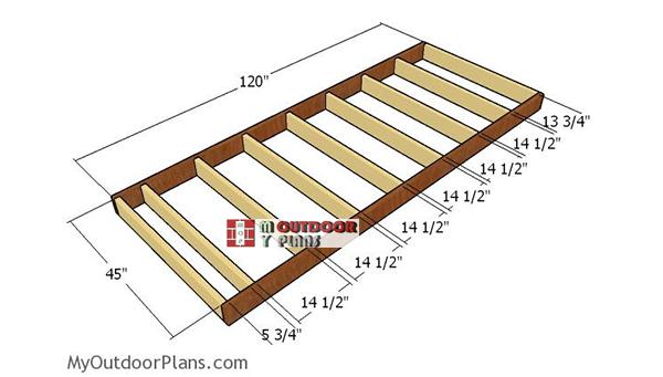 Floor-frame---4x10