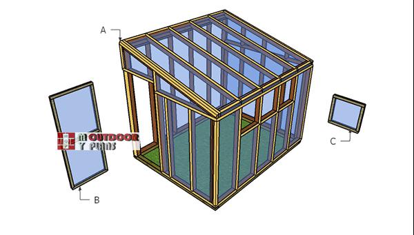 Greenhouse-trims