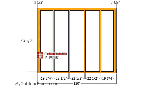 Tall-side-wall-frame