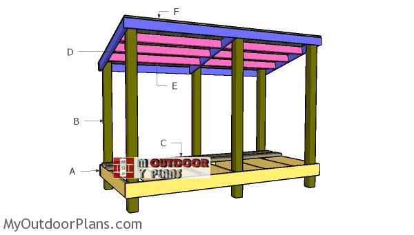 Building-a-4x8-log-store