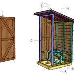 Simple Outhouse Plans – Part 2