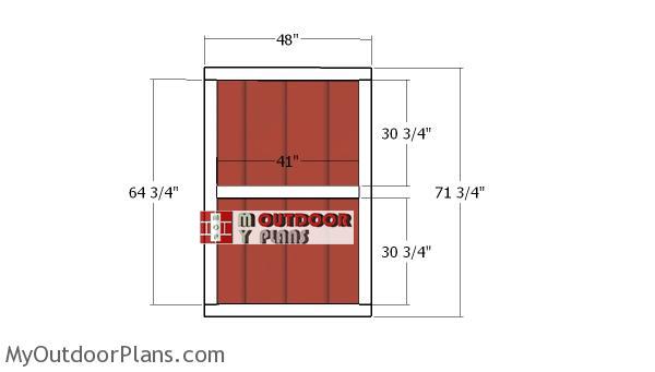 Building-the-door-shed