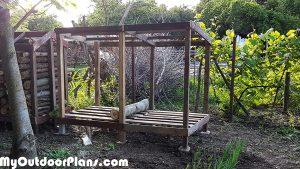 Building-a-log-storage-shed