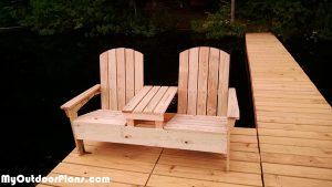 DIY-Adirondack-Love-Seat