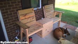 DIY-Double-chair-bench-with-cooler