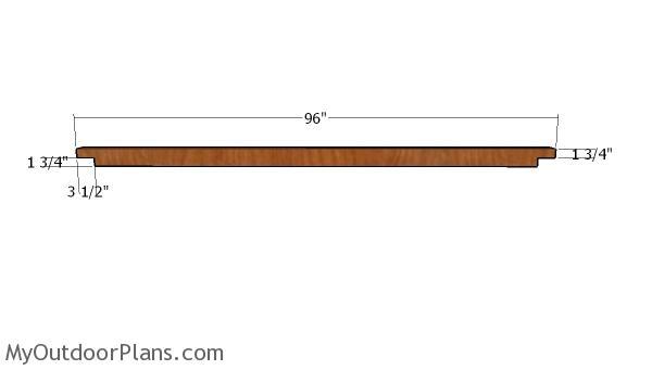 Base beam