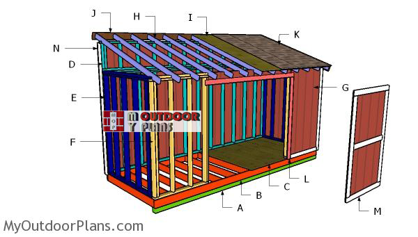 Building-a-6x16-shed