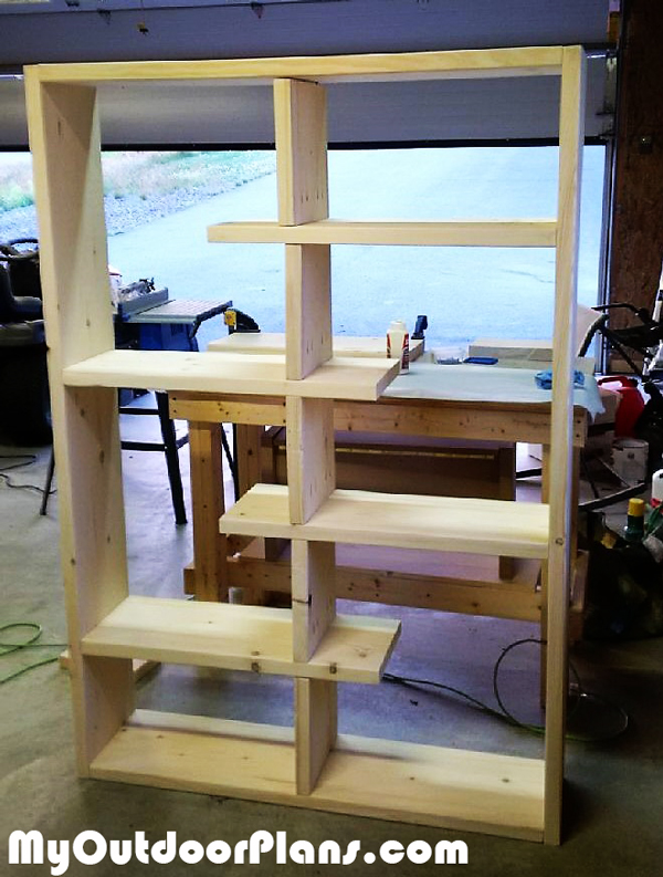 Building-a-shelf