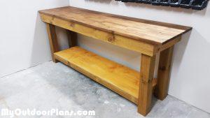 DIY-4x4-Leg-Workbench