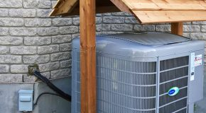 DIY Heat Pump Roof