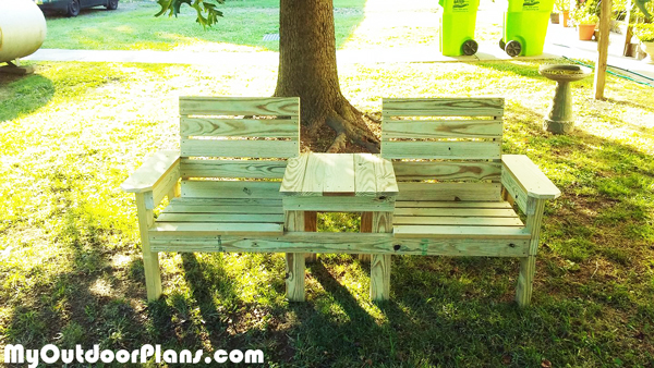 DIY-Large-Double-Chair-Bench