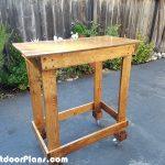 DIY Basic Miter Saw Table