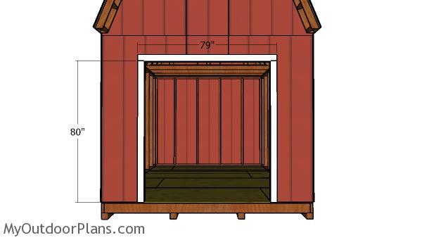 Front door jambs
