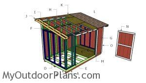 Building a 8x14 shed plans