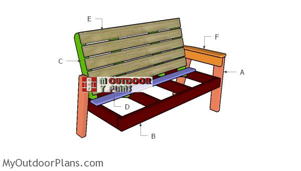 Building-a-large-outdoor-bench