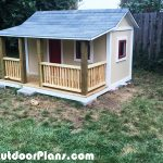DIY Kids Playhouse