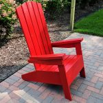 DIY Modern Adirondack Chair