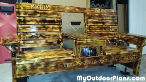 DIY-Wedding-Double-Chair-Bench-with-Table