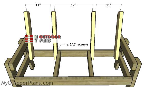 Fitting-the-backrest-supports