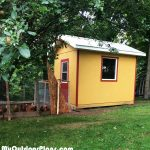 DIY Large Chicken Coop Plans