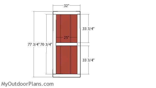 Side door plans