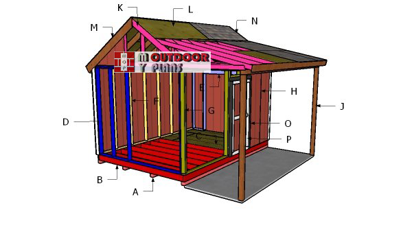 Building-a-10x14-shed