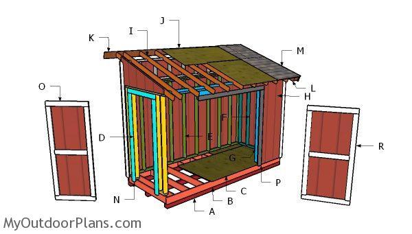 How To Build A Bbq Pergola