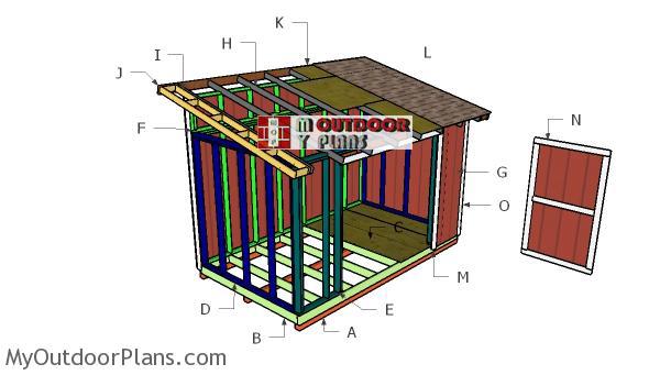 Building-a-8x14-shed-plans