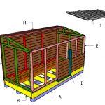 4×8 Coal Bunker Plans – Part 2