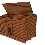 4×8 Coal Bunker Plans