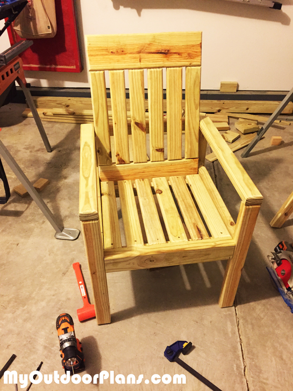 DIY-Chair