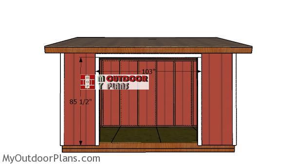 Door-jambs-shed
