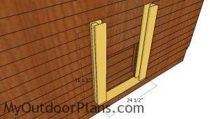 Door rails