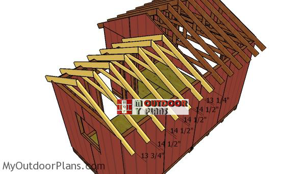 Fitting-the-small-shed-trusses