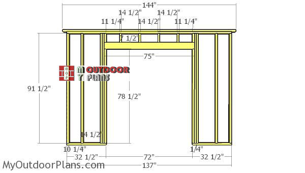 Large-shed-side-wall-with-door