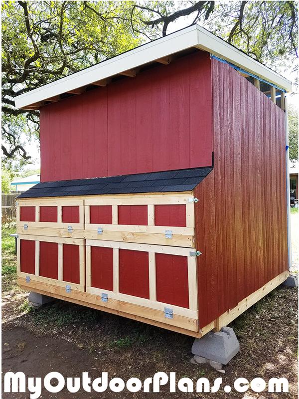 Nest-box-outdoor