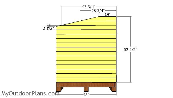 Side wall slats
