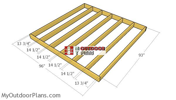 Small-shed-floor-frame