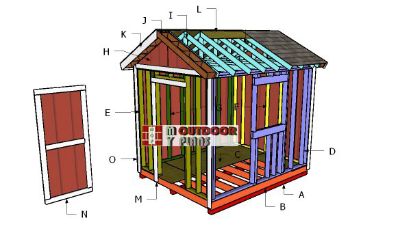 Building-a-10x8-shed