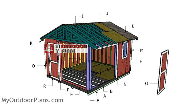 Building-a-12x14-shed