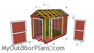 Building a 12x6 shed