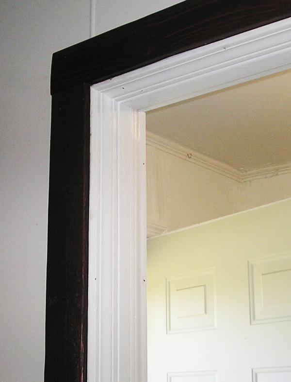 Building-door-casing