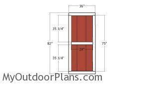 Building the doors