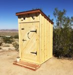 DIY Beautiful Outhouse
