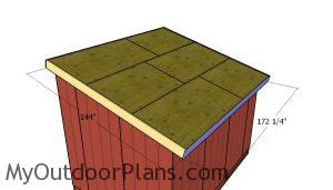 Roof trims