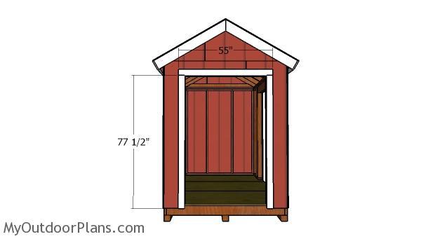 Side door jambs