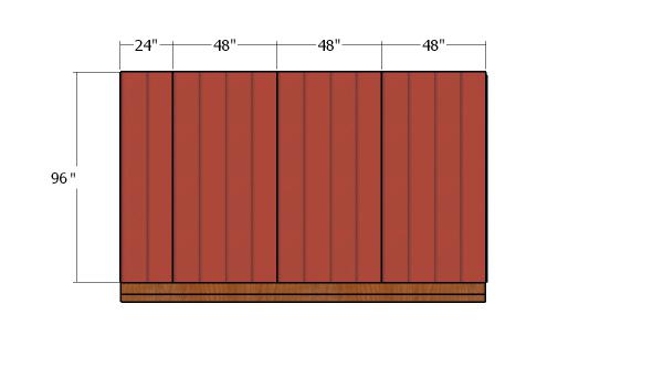 Side-wall-siding-panels