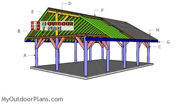 Building-a-20x30-pavilion