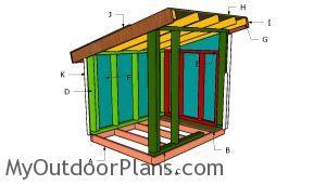 Building a xxl dog house